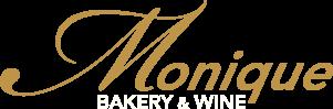 Logo Monique Bakery And Wine